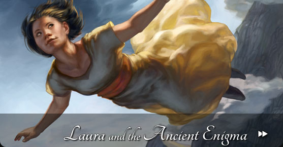Laura and the Ancient Engima